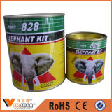 China-Fabrik-Verkaufs-Elefant-Installationssatz-Kontakt-Kleber-Kleber des preiswerten Preises