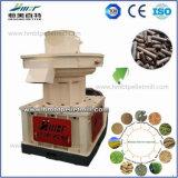 Macchinario di legno dell'espulsore del laminatoio della pressa della pallina della biomassa della paglia della segatura