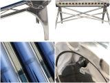 Bas/pression/Unpressure/chauffe-eau chaud solaire à énergie solaire de tube électronique non-pressurisé de collecteur de réservoir d'eau de système de caloduc d'acier inoxydable