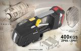 プラスチックストラップの/Portableの電気紐で縛るツールのためのツールを紐で縛るか、または機械を紐で縛るZapak電池