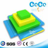 Plataforma inflável do jogo da água do projeto da água dos Cocos (LG8008)