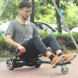 2 het Elektrische ZelfSaldo Hoverboard van het wiel met Hoverkart