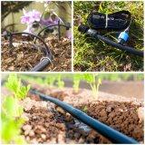 Aislante de tubo agrícola de riego de la irrigación por goteo del jardín vegetal