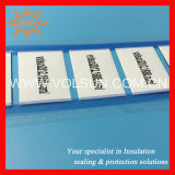 Tie-on Printable Patch Cable Labels