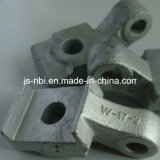 Серый цвет/Grey Iron Sand Casting Part с Galvanized Finish