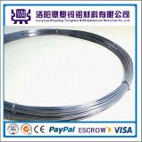 99.95% Collegare puro del filo del tungsteno, vuoto che metallizza il collegare di tungsteno, prezzo di riscaldamento Dia0.7mm del collegare di tungsteno
