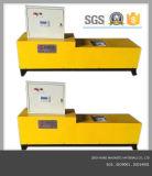 Séparateur magnétique permanent vertical de série de canalisation pour la colle/charbon