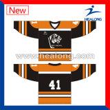Eis-Hockey Jersey der populären bekanntmachenden Sublimation-Männer