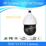 Dahua 1MP 31X Starlight IR PTZ Hdcvi WDR 사진기 (SD49131I-HC)