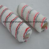 rullo acrilico del tessuto della banda rossa & grigia di 18mm con stile americano
