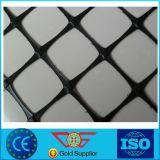 Plastique à haute résistance pp Geogrid biaxiale