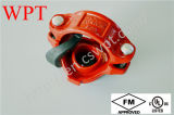 Wpt Brand Grooved Mechanical Tee с UL Certificates FM