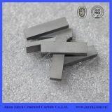 Hojas/bloques/placas del carburo de tungsteno del fabricante de China