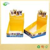 Caja de presentación del papel de Kraft de los cosméticos (CKT-CB-109)