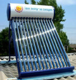 Alto Efficiency Vacuum Tube Solar Water Heater (para UE Market)