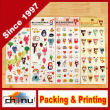 Cabritos Craft Scrapbooking Sticker Set para Diary, Album (440018)
