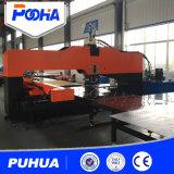 Starke Platte CNC-Locher-Presse-Maschine mit hydraulischer Station