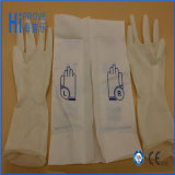 Medical Use를 위한 처분할 수 있는 Latex Surgical Gloves