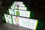 Bandera al aire libre ULTRAVIOLETA/bandera publicitaria ULTRAVIOLETA de la luz