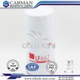 Фильтр для масла для фильтра для масла Lf667 генератора Cummins (LF667) для гусеницы и для тележки Volvo Cummins тележек Renault
