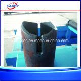 Крупноразмерная круглая кислородная резка плазмы CNC трубы и скашивая машина