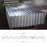 Z100 Z60によって電流を通される波形の鋼鉄屋根ふきシートの価格