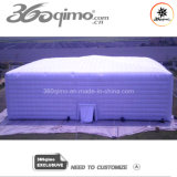 거대한 30x20x6mh Inflatable Cube Event Tent