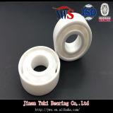 Buon cuscinetto a sfere angolare di ceramica di ceramica del contatto dei cuscinetti 7204 di qualità Zro2 in pieno 7005