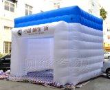 Petite tente gonflable faite sur commande de cube (BMTT92)