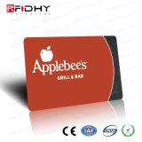 試供品RFIDにスマートなメンバーのカードを得なさい