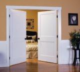 Portello di legno esterno, portello interno, portello della stanza della base, portello di legno solido