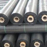 Couvre-tapis de Weed tissé par polypropylène de tissu de couverture au sol pour l'agriculture