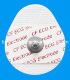 使い捨て可能なECGのモニタリングの電極、Non-Woven裏付け、36*42mm