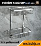 Accessorio di lusso della stanza da bagno del cestino dell'acciaio inossidabile di alta qualità