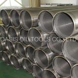 Type Pipe de Johnson de L'acier Inoxydable 8 5/8inch de Filtre pour Puits de L'eau