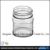 Botella de cristal Ancho-Articulada del almacenaje del alimento del tarro