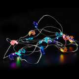 2m LED Afstand Battery Operated Cooper Wire Lights