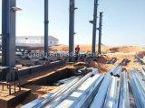 Het Geprefabriceerde Pakhuis van de Structuur van het staal Workshop met Ce