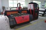 500With1000W de dubbele Hoofd Scherpe Machine van de Laser van de Vezel