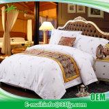 Materia textil barata del hotel del algodón del fabricante para el remiendo