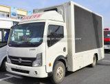 차량을 이동할 수 있는 발광 다이오드 표시 트럭 광고하는 Dongfeng 4X2 LED 6 톤