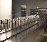 Enduit de jet de robot/ligne de peinture UV automatiques pour les pièces en plastique