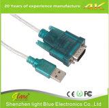 USB 2.0 к кабелю RS232 серийному dB9