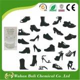Pegamento seco rápido inodoro de la PU para la fabricación del zapato