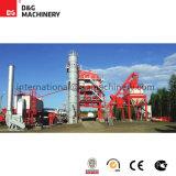 Planta de mistura de tratamento por lotes do asfalto de 120 T/H Portable&Mobile para a planta de mistura da venda/asfalto