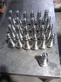 Una máquina del moldeo por insuflación de aire comprimido del paso de progresión para la cubierta del bulbo de la PC