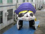 Opblaasbare Kapitein Pirate Tent, de Opblaasbare Tent van de Partij voor Activiteiten
