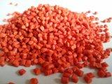 Plastica arancione Masterbatch di colore del polipropilene del commestibile pp