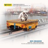 Carrello ferroviario del workshop per uso di trasporto della trave di acciaio