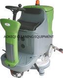 Conduite commerciale de machine de nettoyage d'étage sur le dessiccateur d'épurateur